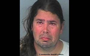 Florida man kills imaginary friend! not to happy with M.R Happy.